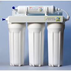 Фильтр очистки воды Экодоктор ЭКОНОМ-3(FE) под мойку