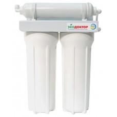 Фильтр очистки воды Экодоктор МИНИ-2 под мойку
